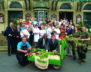 Yorkshire food producers