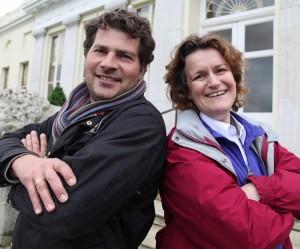 Stephanie Moon & Ed Baines