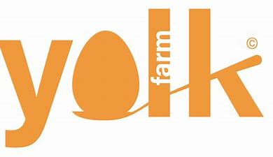 Yolk farm logo